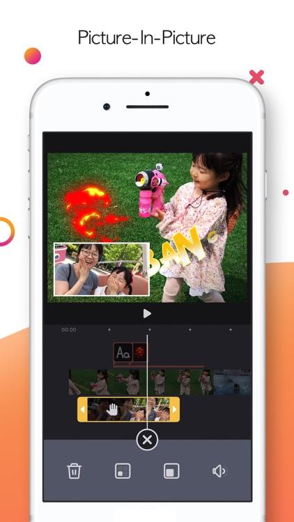 Twinkling Video Editor & Maker screenshot-4
