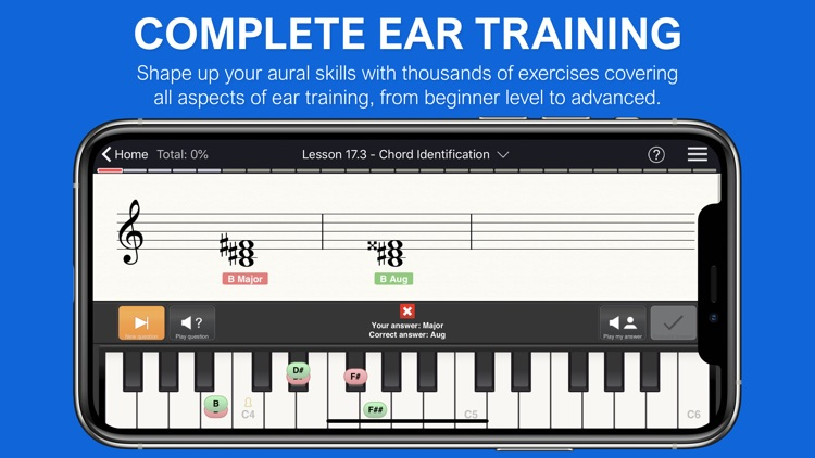 EarMaster - Music Theory screenshot-0