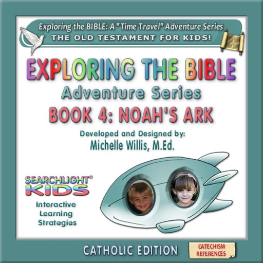 Searchlight® Kids: Bible 4 CE