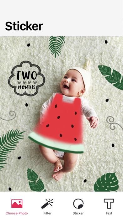 Folio - 赤ちゃんステッカーでかわいい成長アルバム作りのおすすめ画像1