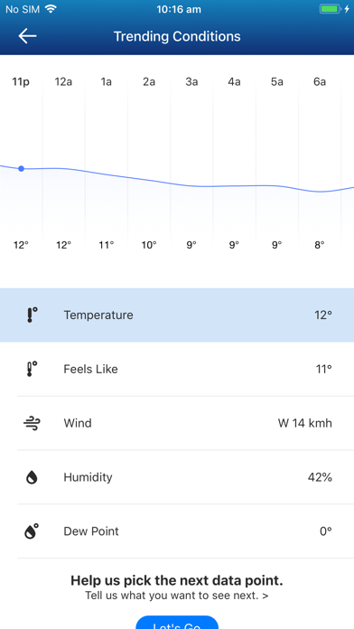 Weather - The Weather Channel screenshot two