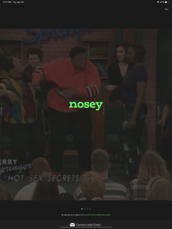 Nosey - Watch Full TV Episodes screenshot