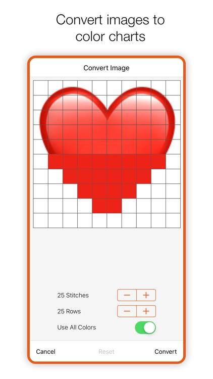 Knitting Chart screenshot-3