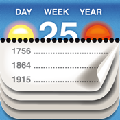 Calendarium – Everything about this day icon