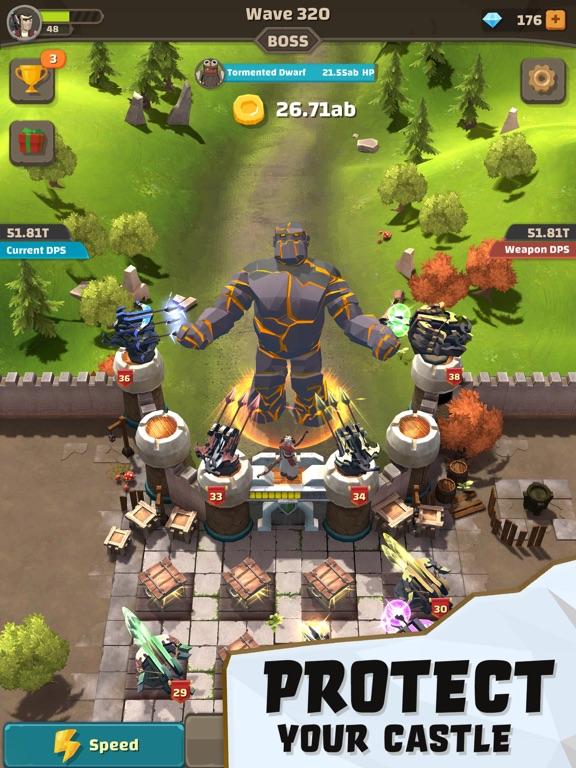 Idle Arrows - Merge Game screenshot 7