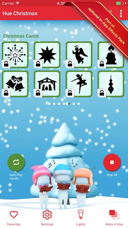 Hue Christmas for Philips Hue screenshot-3