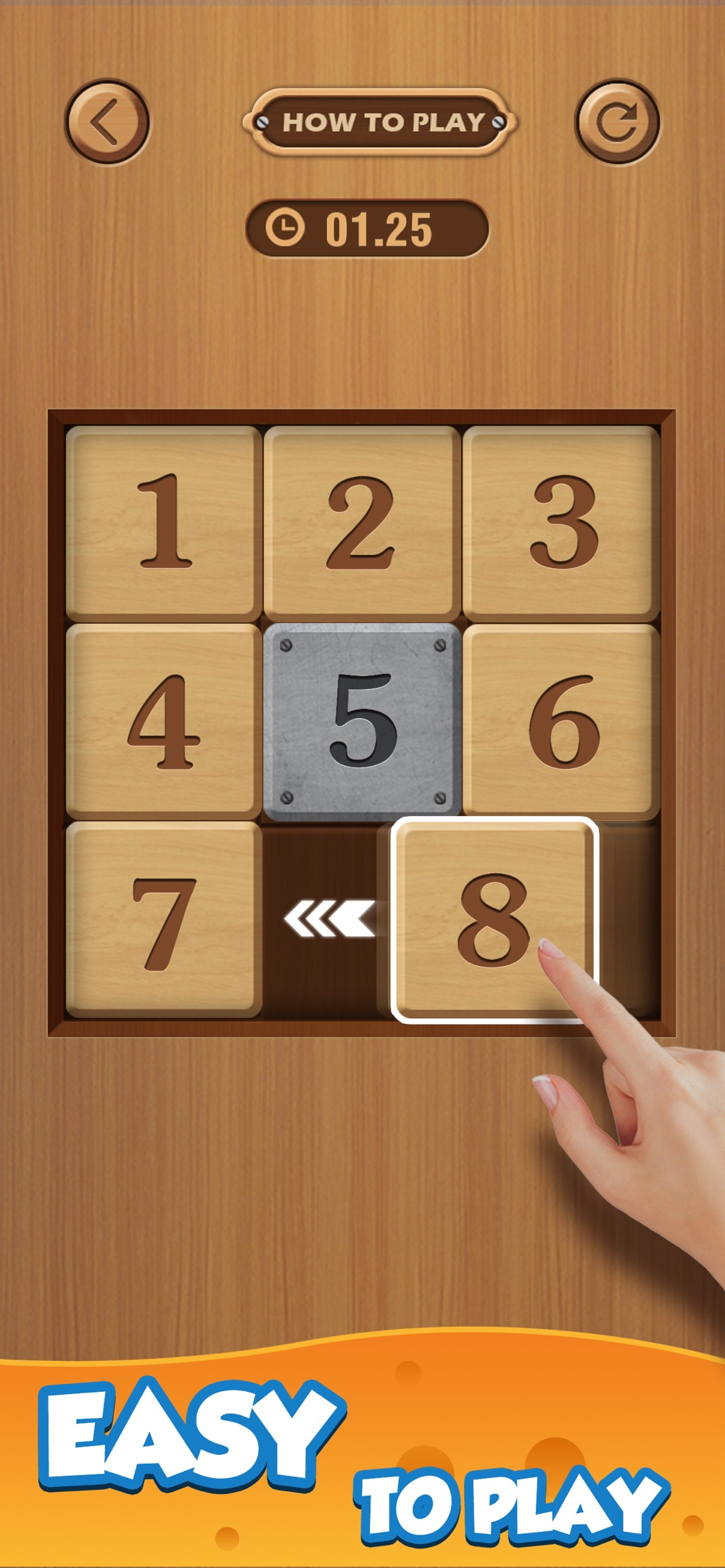 Number Puzzle Cheat Codes