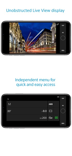 Imaging Edge Mobile on the App Store