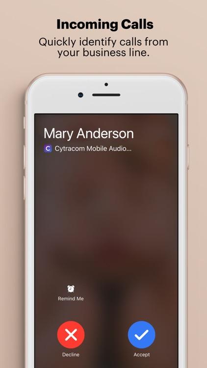 Cytracom Mobile screenshot-4