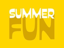 Texas Summer Fun Sticker Pack