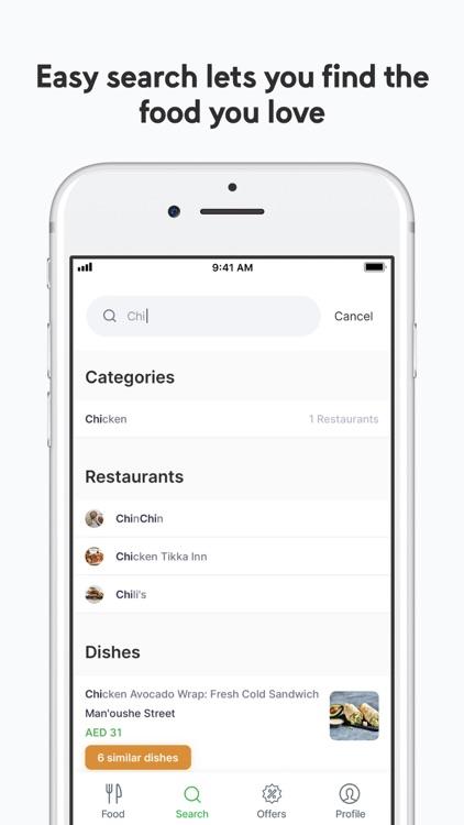 Careem NOW: Order food & more screenshot-3
