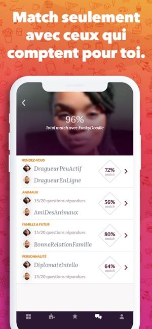 Flirt chat rencontres App