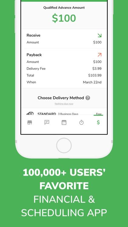 Branch: Pay & Scheduling screenshot-3