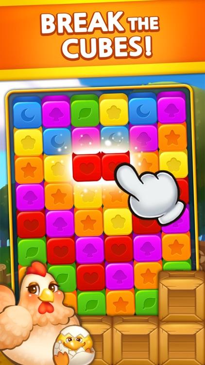 Bunny Blast - Puzzle screenshot-0