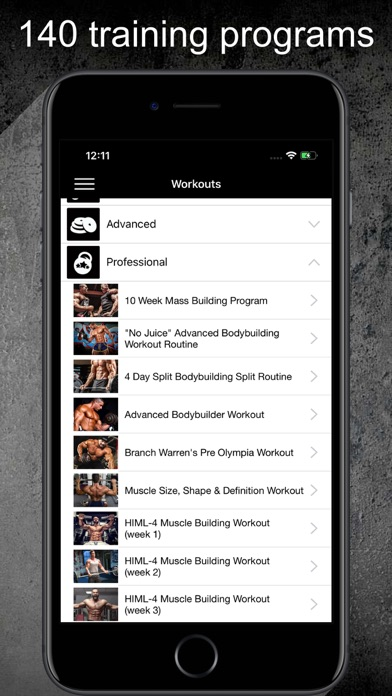 Workout Log & Fitness Tracker App Data & Review - Health