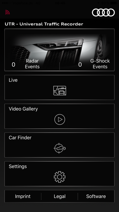 Universal Traffic Recorder screenshot one