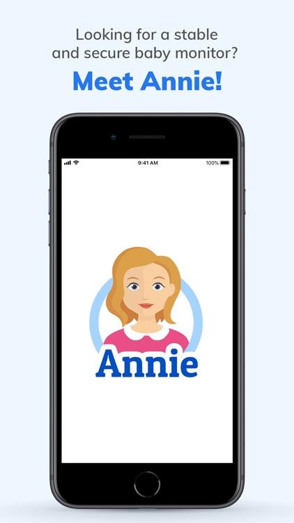 Baby Monitor Annie: Nanny Cam screenshot-4