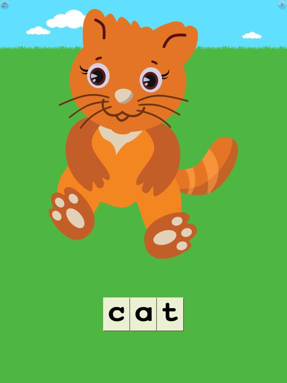 First Words Animals на iPad