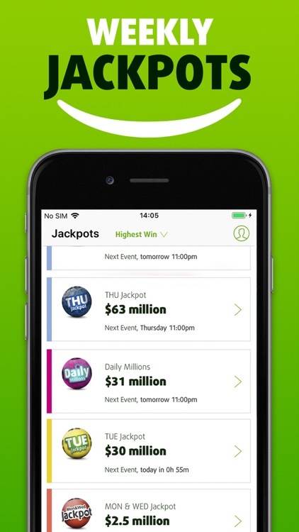 Lottoland App - Jackpot Bets screenshot-7