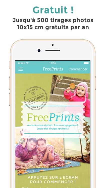 FreePrints - Tirages gratuits