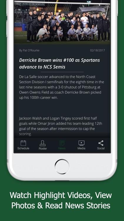 DLS Spartans screenshot-3
