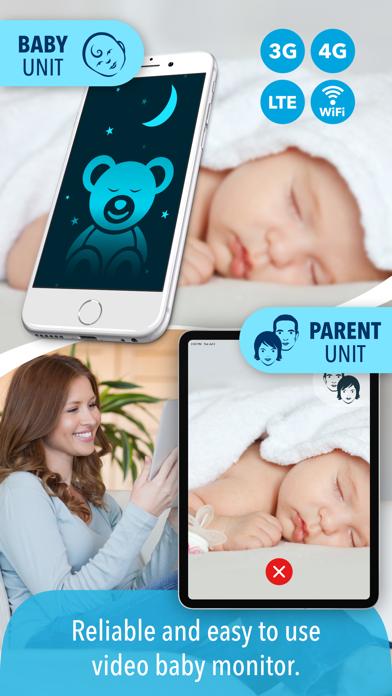 Baby Monitor TEDDY screenshot 1