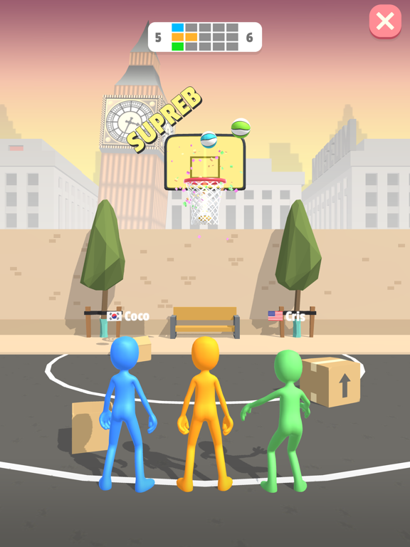 Five Hoops screenshot 10