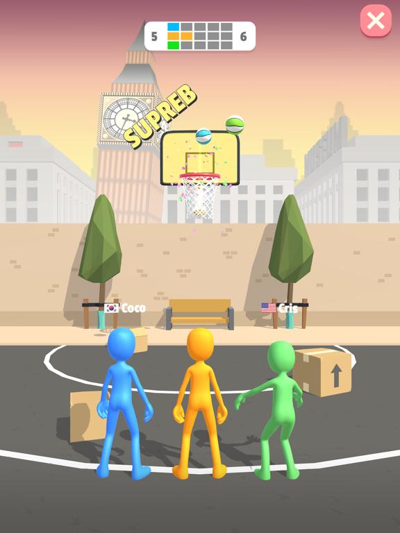 Five Hoops screenshot 5