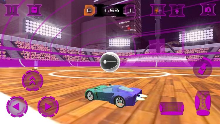 Super RocketBall League screenshot-3