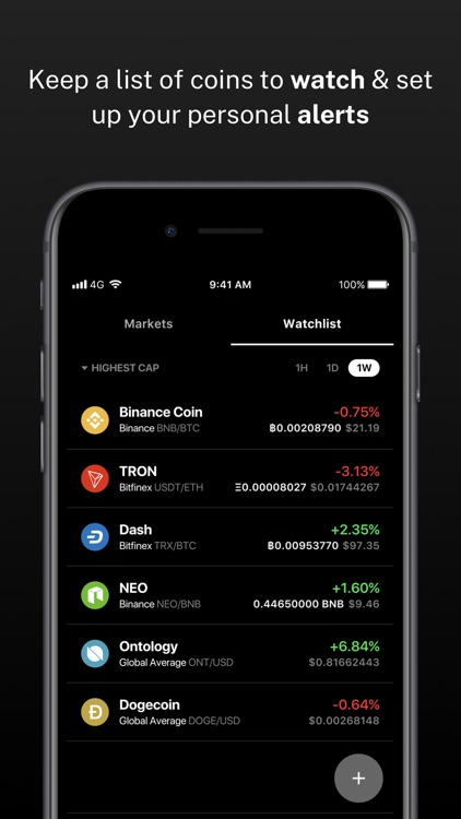 Delta Bitcoin & Crypto Tracker screenshot-5