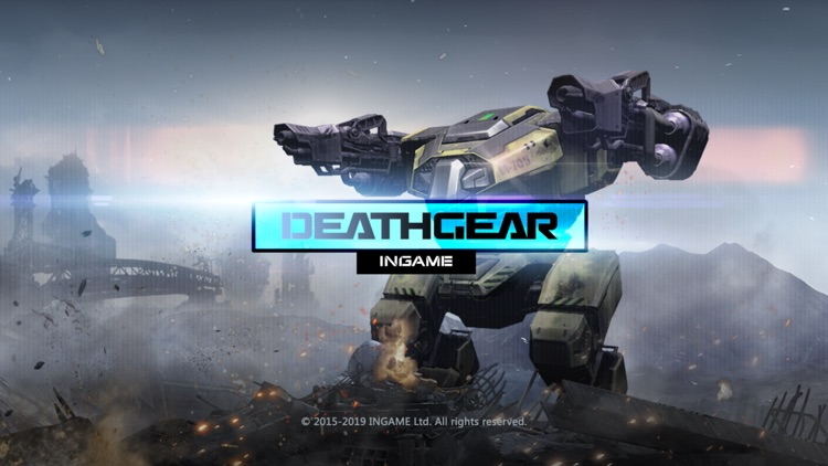 DeathGear-Arena screenshot-7