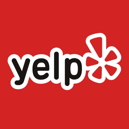 Yelp-Food & Services Around Me icon