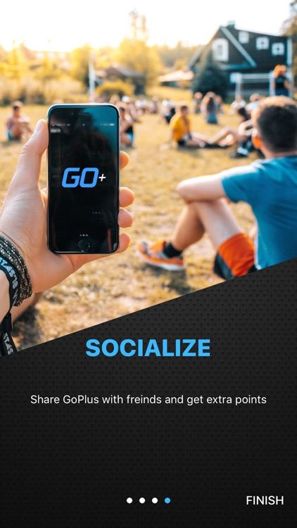GoPlus - Rewards For Steps! screenshot-4
