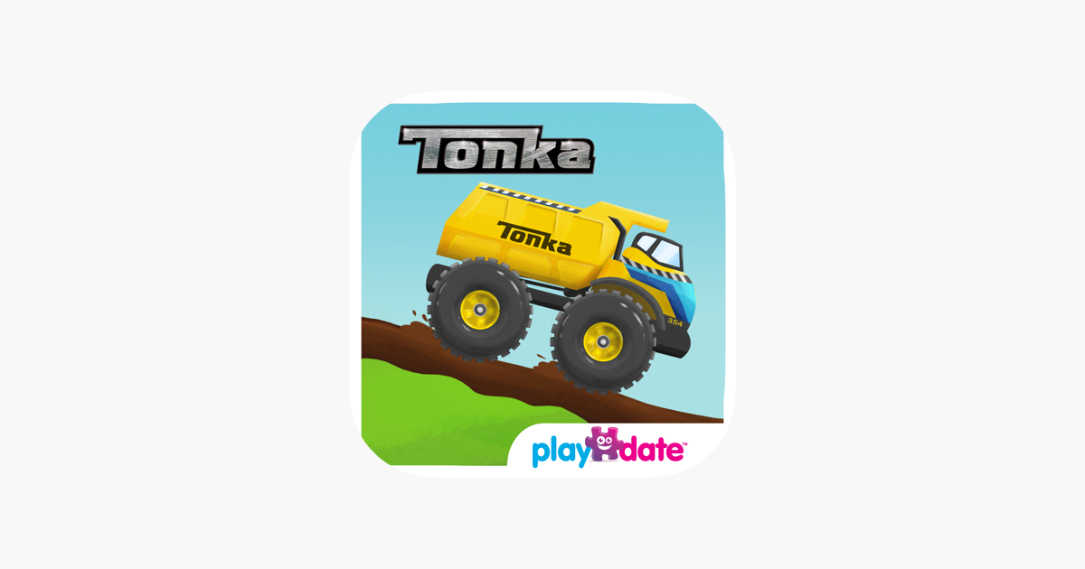 Tonka: Trucks Around Town on the App Store