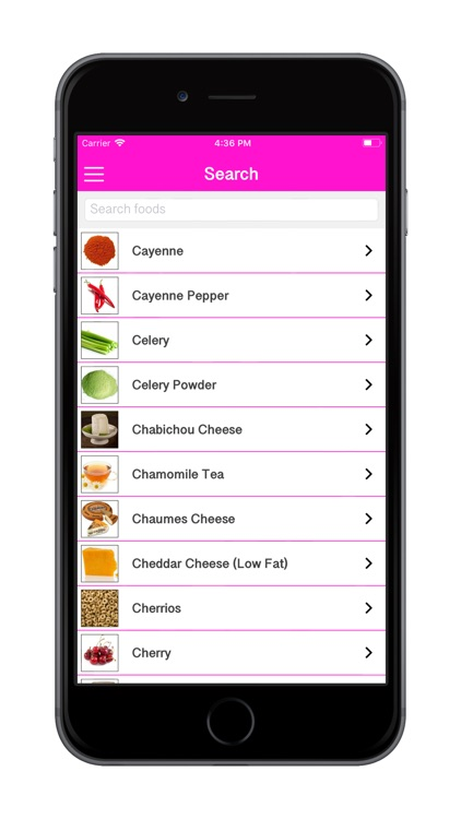 PCOS Diet Friendly Food List screenshot-3