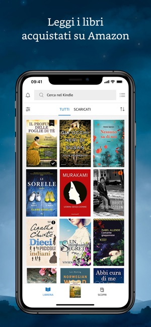 bc0c1397672555 Amazon Kindle su App Store