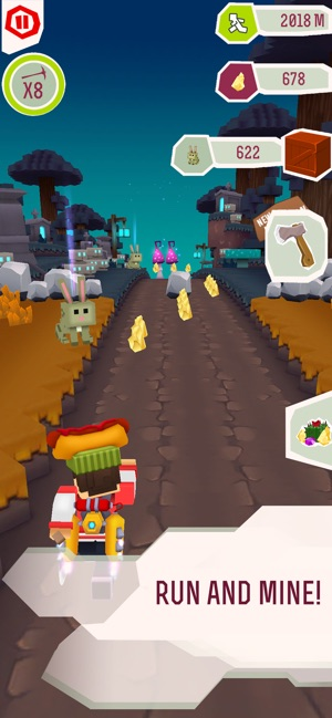 Chasecraft - Epic Running Game on the App Store