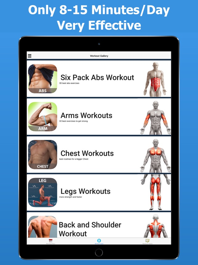 Home Workout - Get Fit Now on the App Store