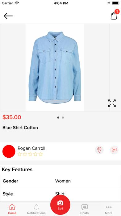 Rehomed Clothing screenshot 6