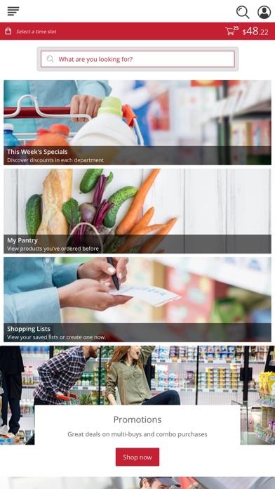 Hitchcock's Markets screenshot 1
