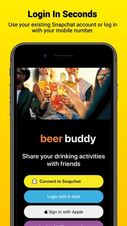 Beer Buddy - Drink with me! screenshot-9