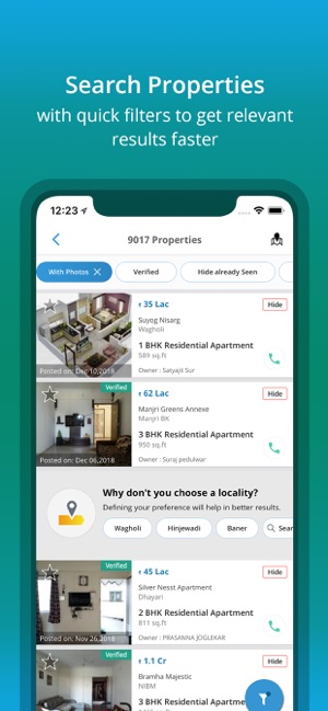 99acres - Property Search on the App Store