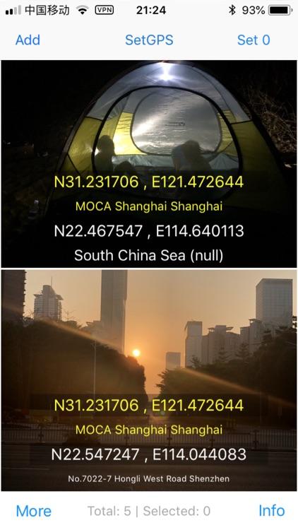Photo GPS Modifier screenshot-3