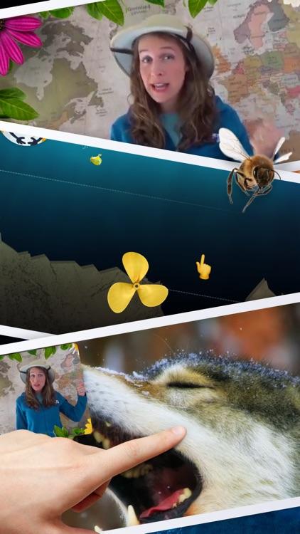 Animal Life - Science for Kids screenshot-5