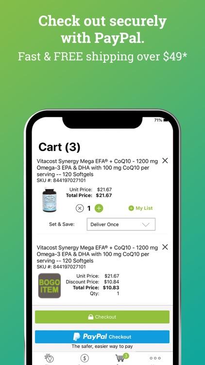 Vitacost screenshot-5