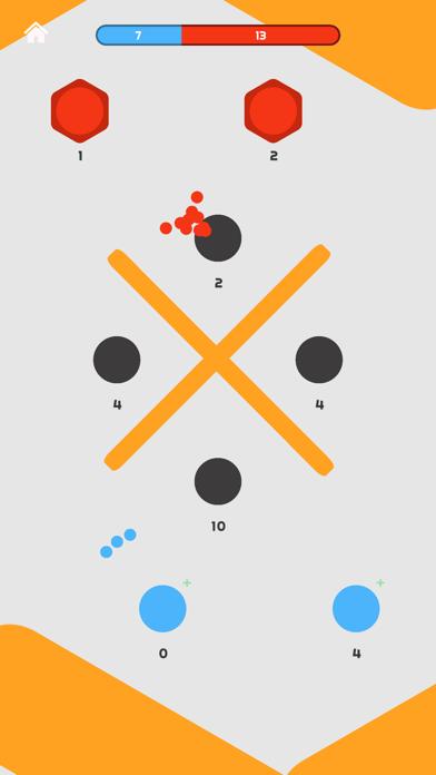 Clash of Dots - 1v1 RTS screenshot 2