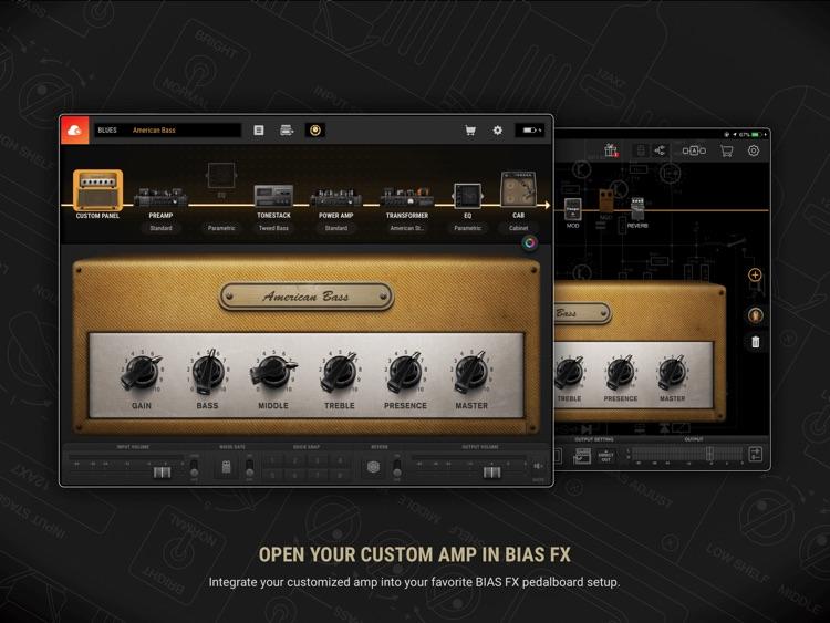 BIAS AMP 2 - for iPad screenshot-4