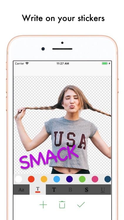 Top Sticker Maker Studio Memes screenshot-3