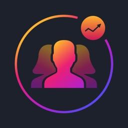 Follower Analyzer Social Track