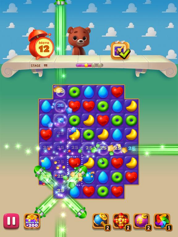 Toy Bear Sweet POP screenshot #4